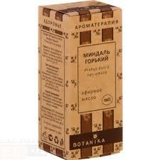 Миндаль горький 10мл эфирное масло Ботаника