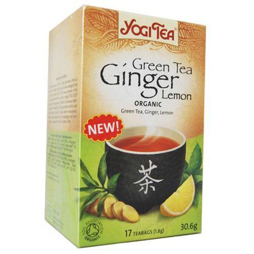 ���� ��� ������� ��� � ������� � �������\Yogi Tea Green Ginger Lemon