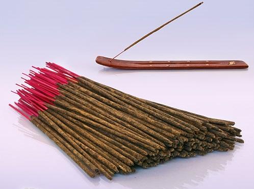 Благовония весовые PineApple в цветочной пыльце 1г