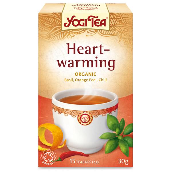 Йога чай Согревающий сердце \Yogi Tea Heart-warming