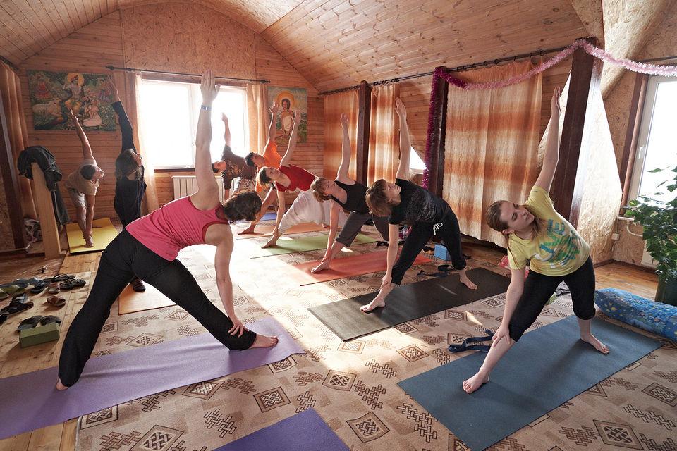 yoga йога