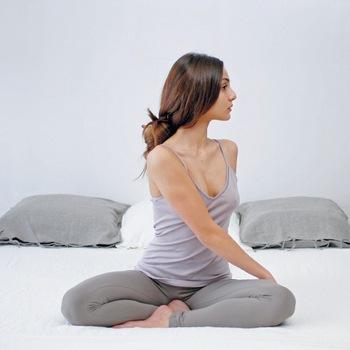 йога для нормального сна