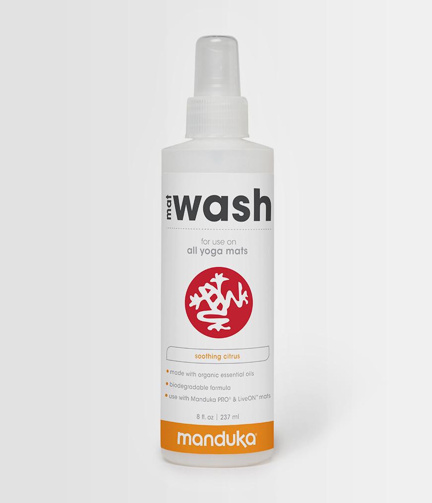 Спрей для коврика чистящий Mat Wash Manduka Citrus семья из микрофибры чистящий мягкой тканью универсальный аппарат кухни 8 скидка 21336