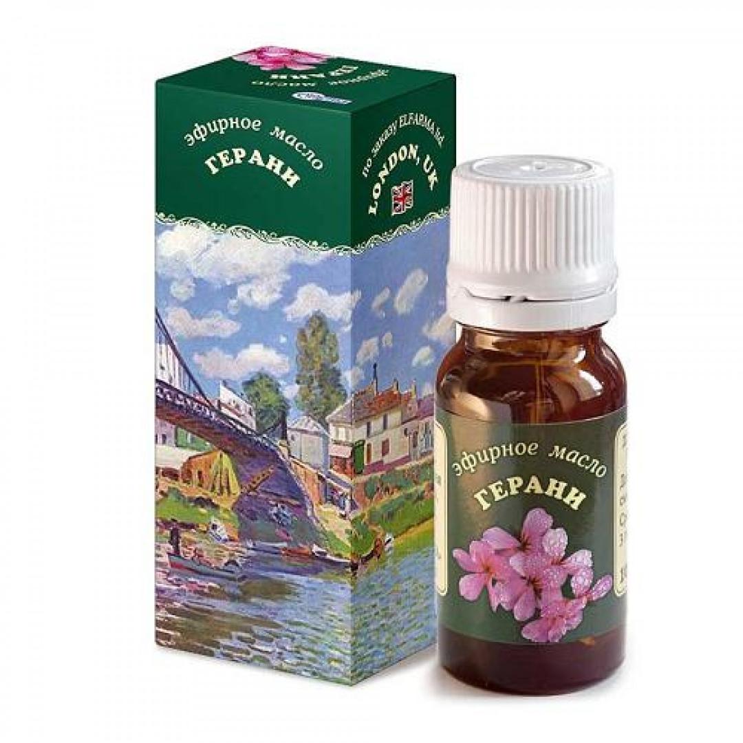 Герани эфирное масло Elfarma (10 мл)