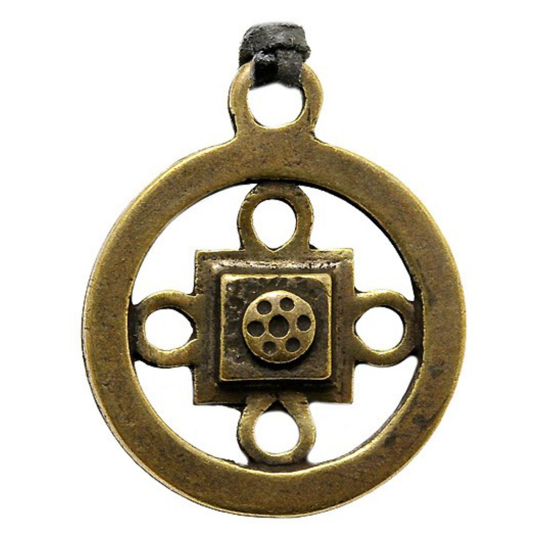 Амулет the cult янтра шамбала - центр энергий и ключ к параллельным мирам (BS038 0,05 кг)