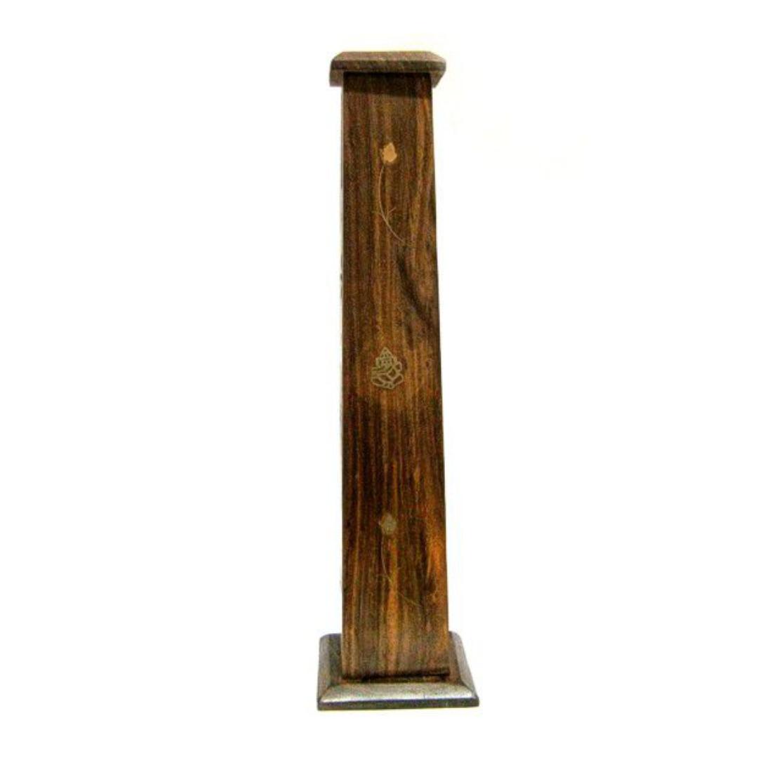 Подставка под благовония Башня дерево 31 см (Да) подставка под благовония слоник с каменной крошкой