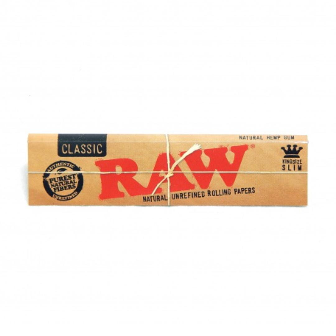 Бумажки RAW King-Size Slim (11 см 30 г)