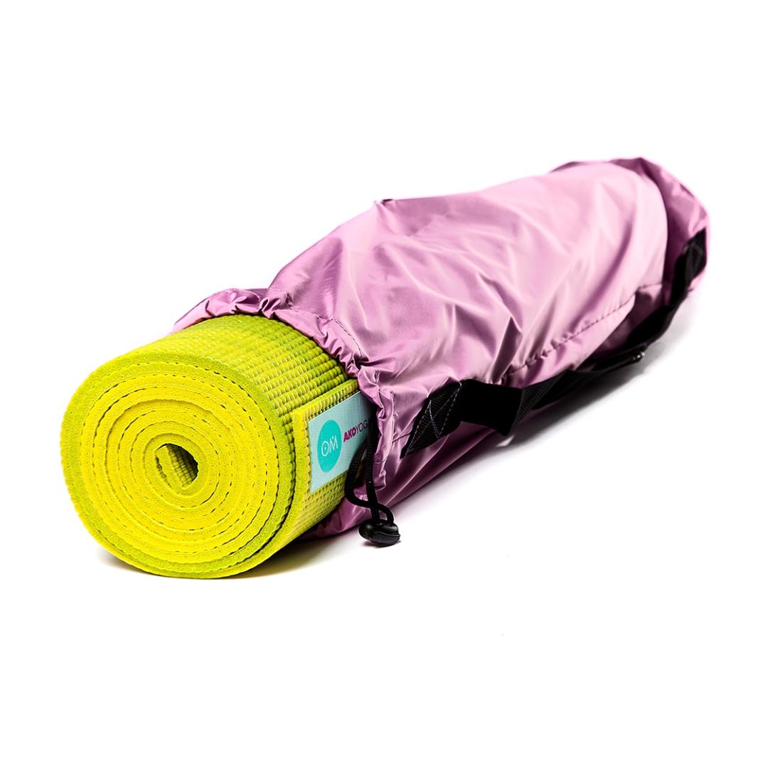 Чехол для коврика Симпл с карманом 60 см (15 см, 60 см, розовый)