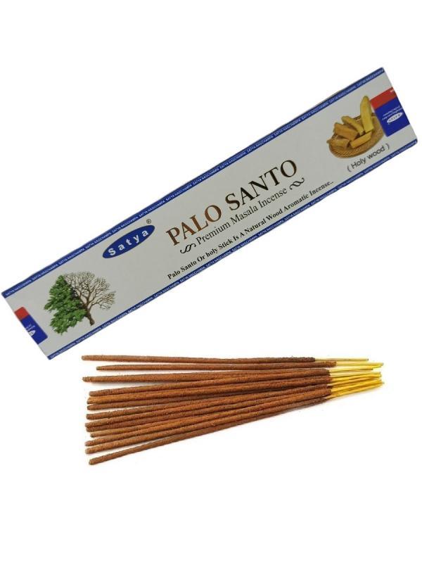 Благовония Пало Санто Cатья premium / Palo Santo Satya (15 г)