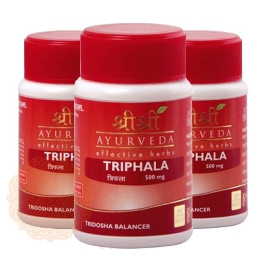 Трифала Шри Шри Triphala Sri Sri Tatva (60 шт )