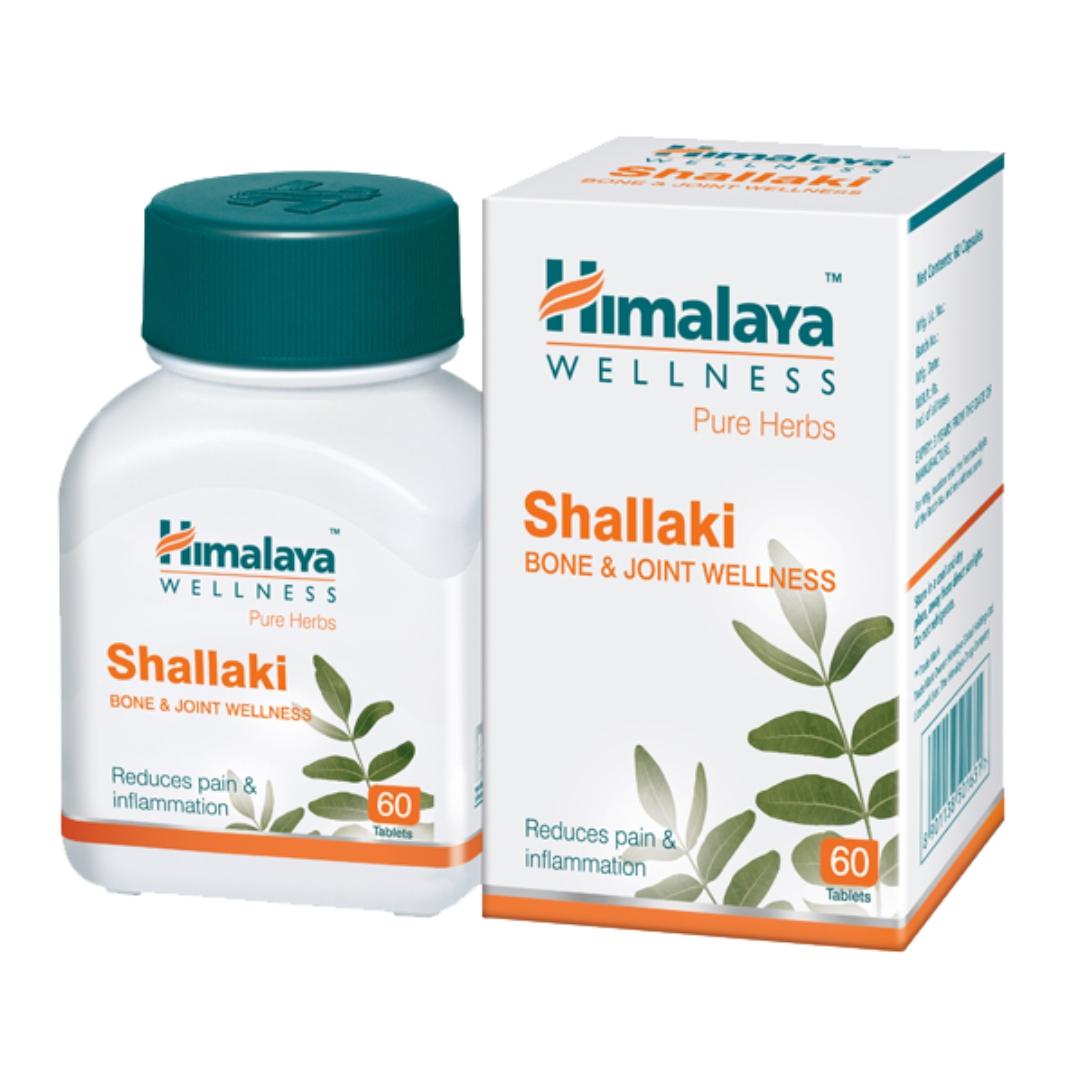 Шаллаки Гималаи в таблетках Shallaki Himalaya (60 шт )