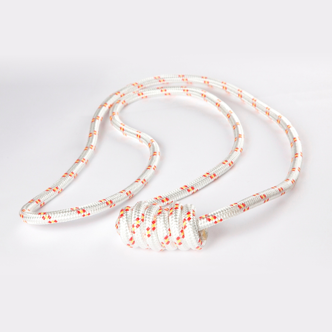 Веревка для йоги ( RamaYoga 0.5 кг ) брюки для йоги nepal style хлопок универсальные os 42 46 красный