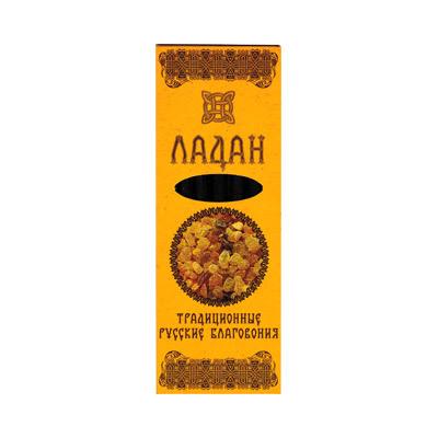 Благовония ладан русские (0,05 кг, 7 шт)
