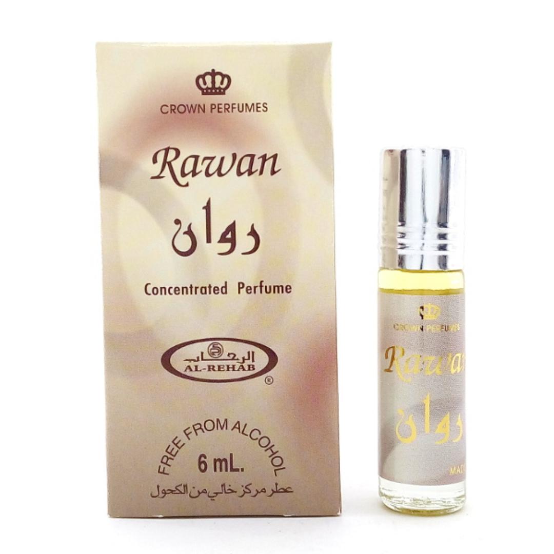 Арабские духи Раван Аль Рехаб) (6 мл)