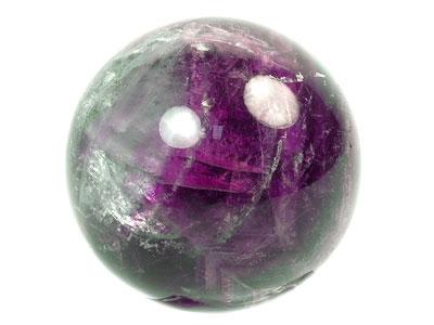 Флюорит Шар для массажа из минерала (камня) 3,5 см (3,5см)