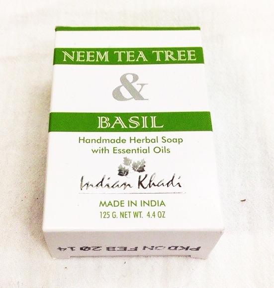 Базилик Чайное дерео антисептическое Indian Khadi