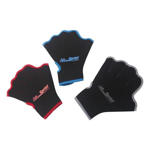 Перчатки для аква-аэробики неопреновые SPRINT AQUATICS Aqua Gloves 783 стойка для pump аэробики для 20 наборов fitness division fd rk bps 834