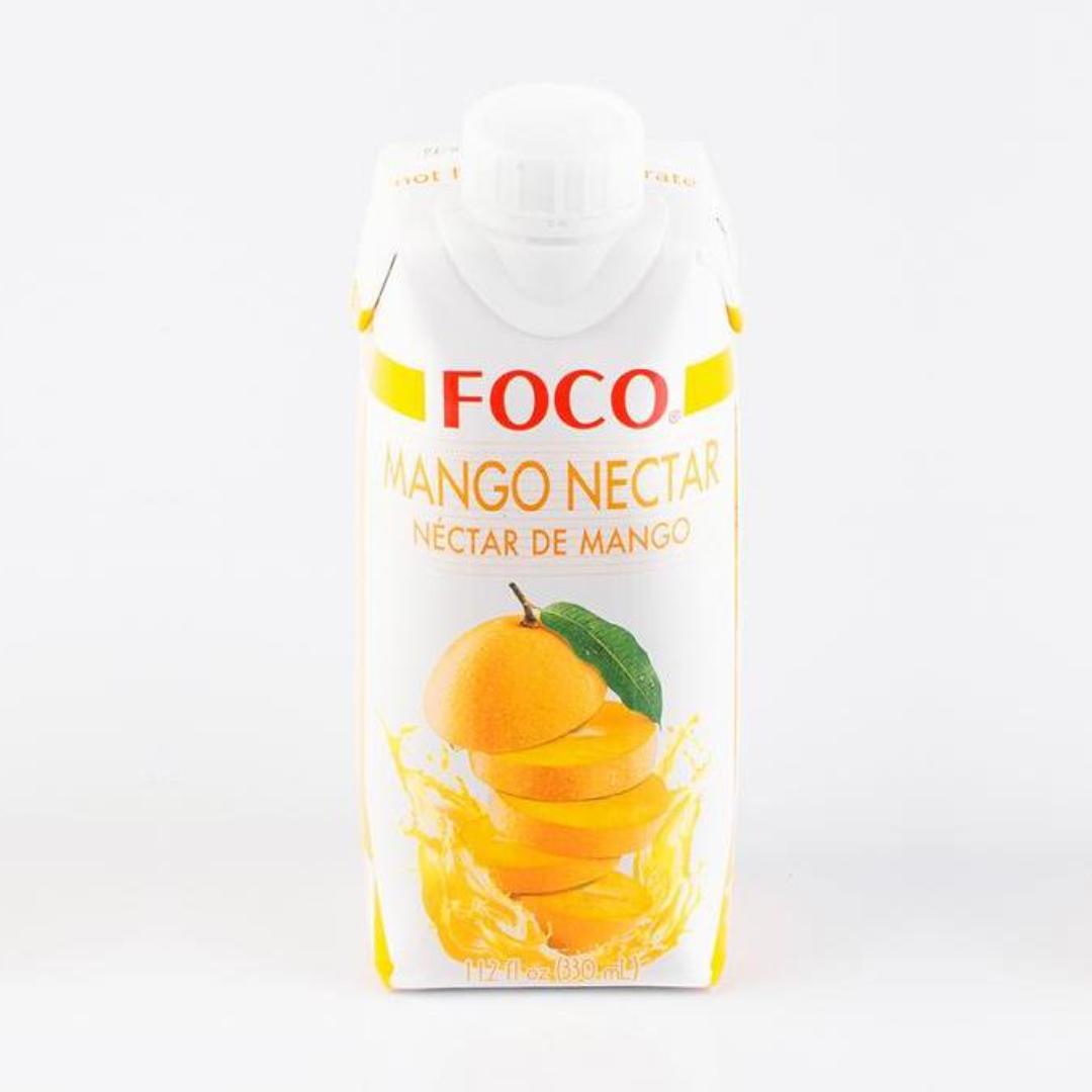 Нектар манго FOCO (1 л)