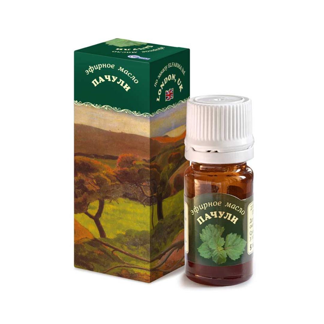 Пачули эфирное масло Elfarma (5 мл)