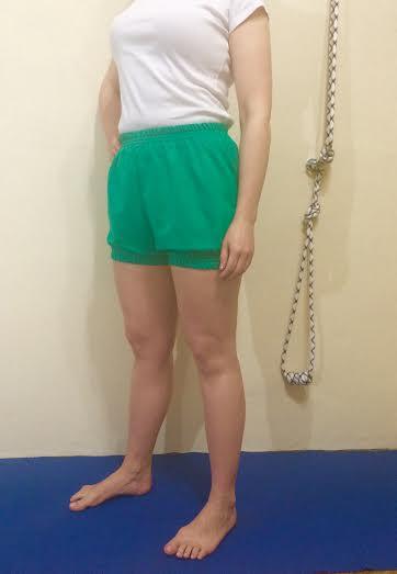 Шорты Фонарики хлопок, зеленые шорты фонарики хлопок серый xs 42