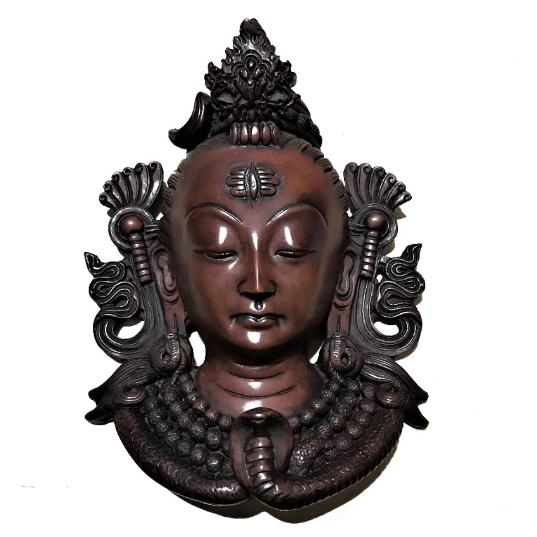 Маска Шива керамика 28см (090322b )