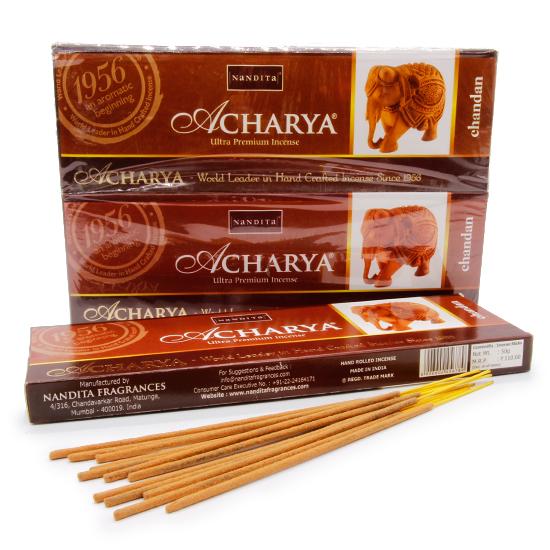 Благовония сандал acharya Nandita (50 г)