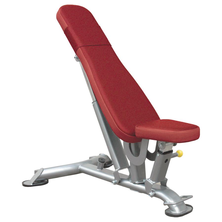 Многопозиционная скамья красная (IT7011 - Многопозиционная скамья)