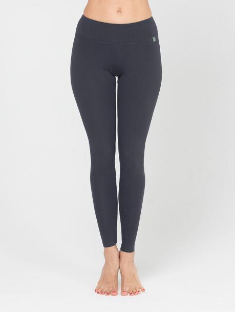 Тайтсы женские Miss Incredible темно-серые YogaDress (0,3 кг, XL (50), темно-серый)