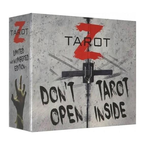 Таро Z лимитированое и пронумерованное издание (0,2 кг)