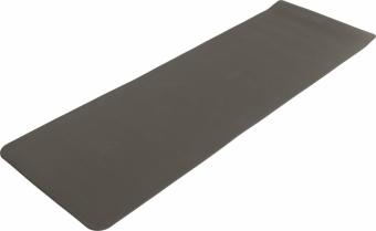 Коврик для пилатеса AIREX Yoga Pilates 190х60х0,8см (темно-серый)