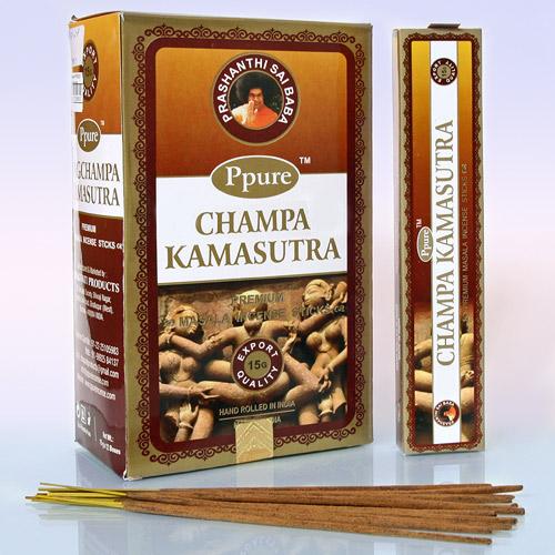 Благовония камасутра kamasutra Ppure (15 г)