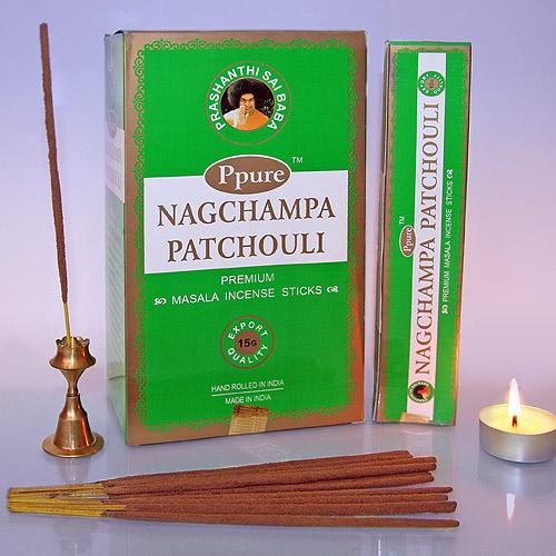 Благовония Пачули Ppure / Рatchouli Ppure (15 г)