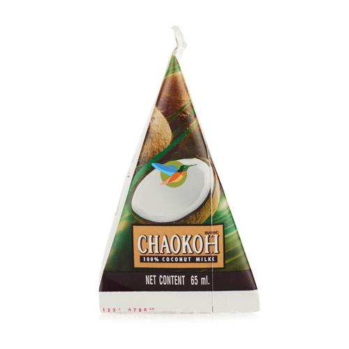 цены на Вода кокосовое молоко Chaokoh (250 мл)  в интернет-магазинах