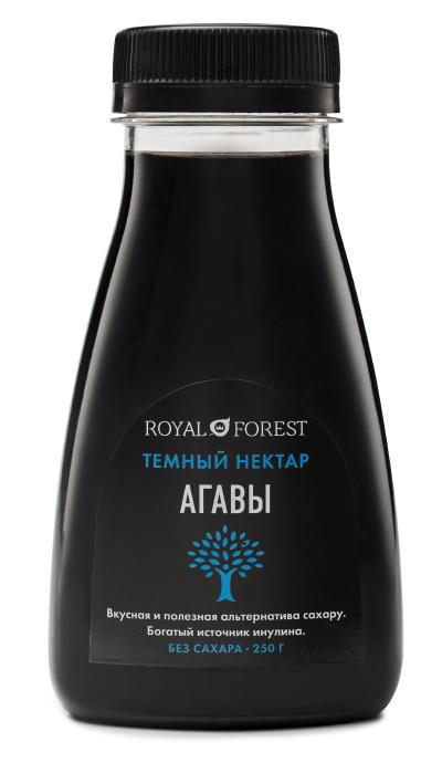 Нектар агавы темный Royal Forest (250г)
