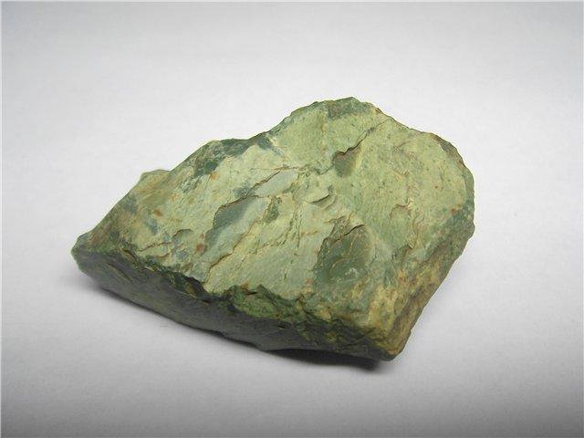 Яшма зеленая (jasper)  минерал/камень в коробочке Real Minerals Collection (Яшма зеленая (джаспер)  минерал/камень в коробочке Real Minerals Collection)