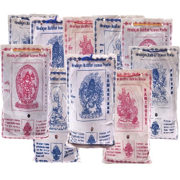 Благовоние сыпучее санг махакала (125 г) цена