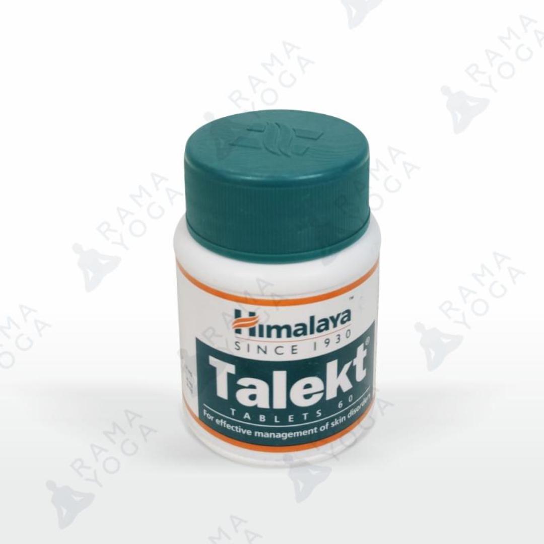 Талект в таблетках Talekt Himalaya (60 капсул) купероз розацеа