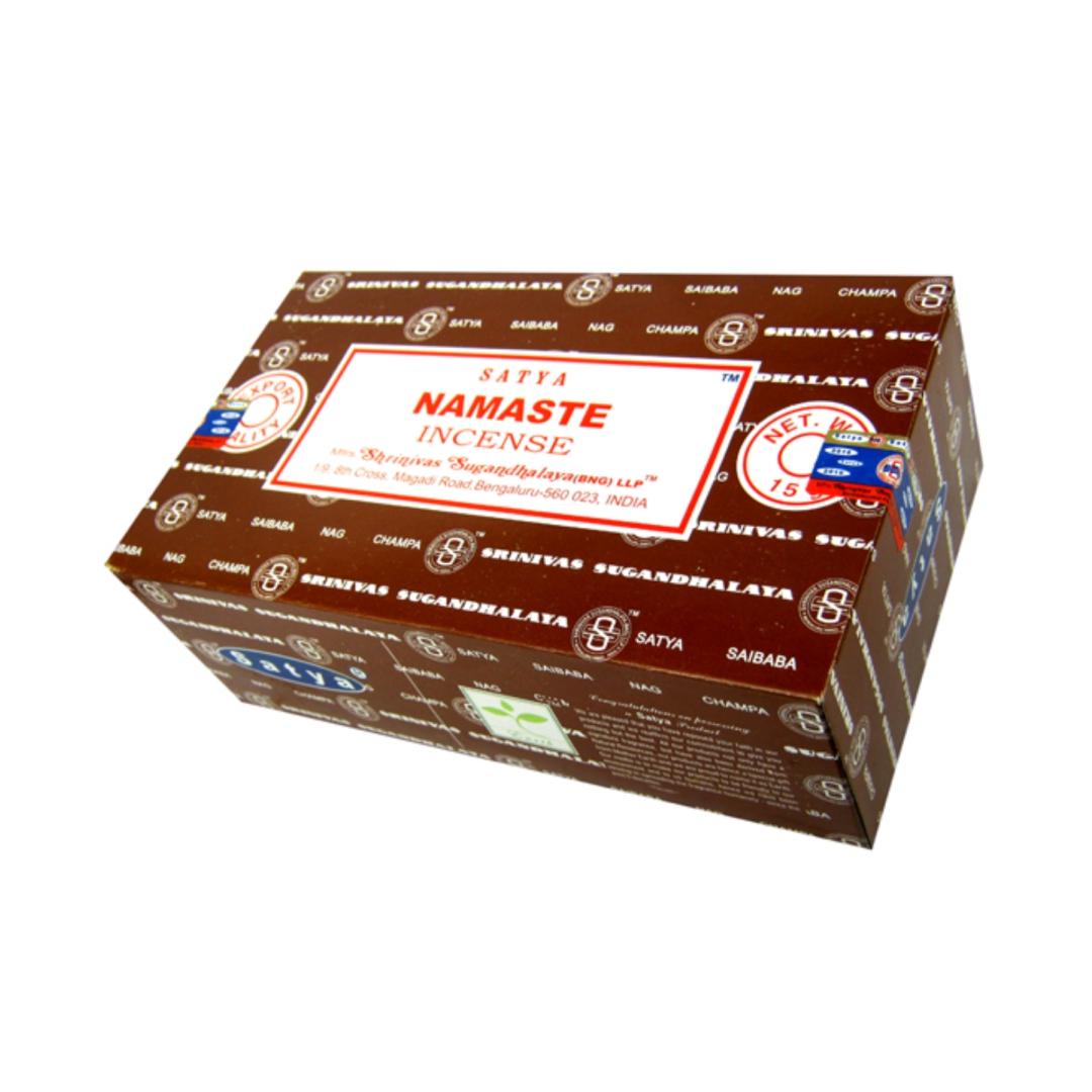 Благовония намасте namaste Satya серия incense благовоние namaste satya серия incense 15 г