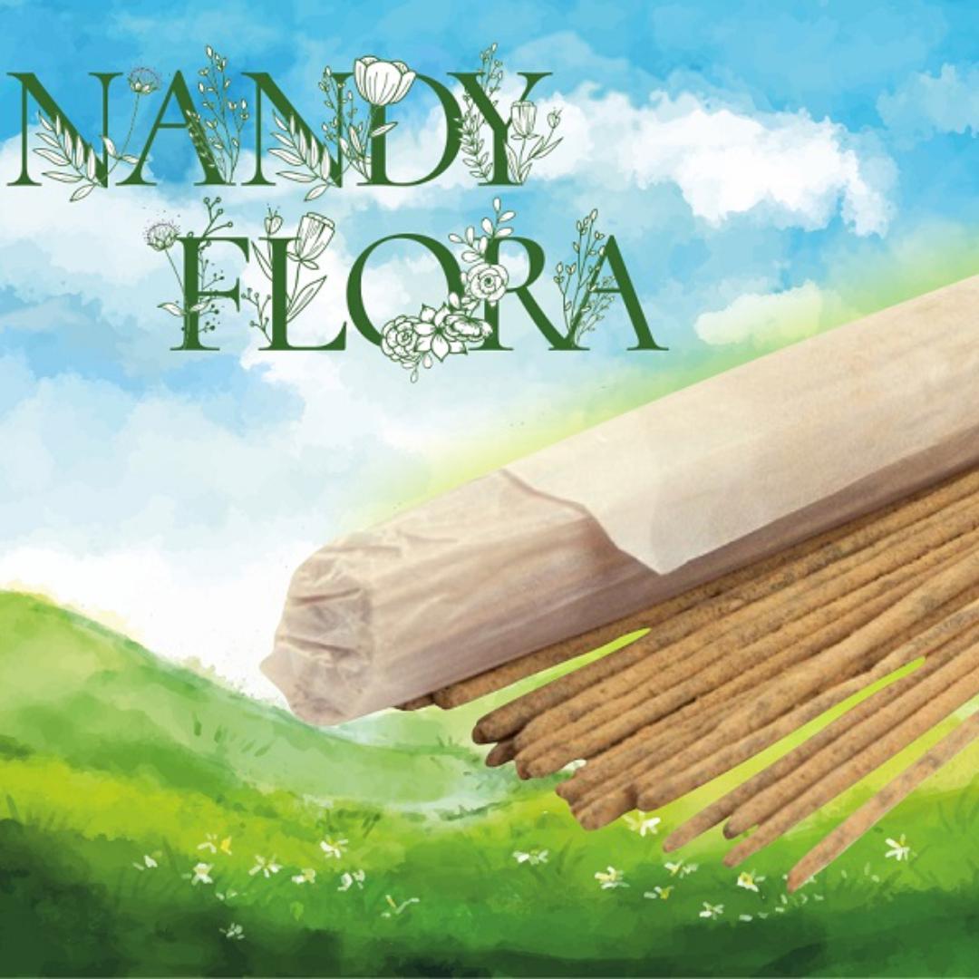 Благовония Храмовые Nandy Flora (0,05 кг) благовония храмовые cobra 0 05 кг