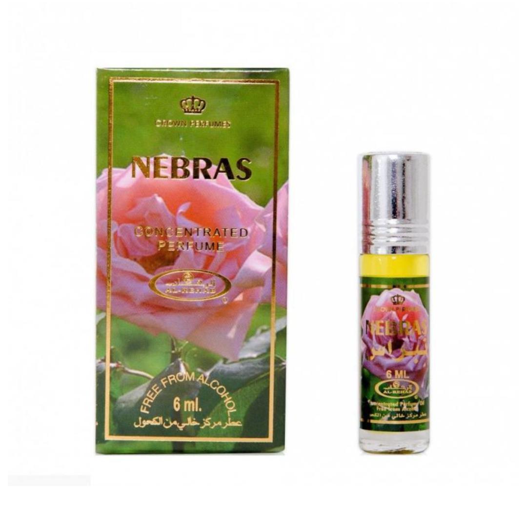 все цены на Арабские духи Nebras 6мл Al Rehab (6 мл) онлайн