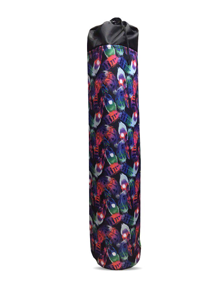 Фото - Чехол для коврика перья серии Рама и Сита (0,3 кг, фиолетовый) чехол