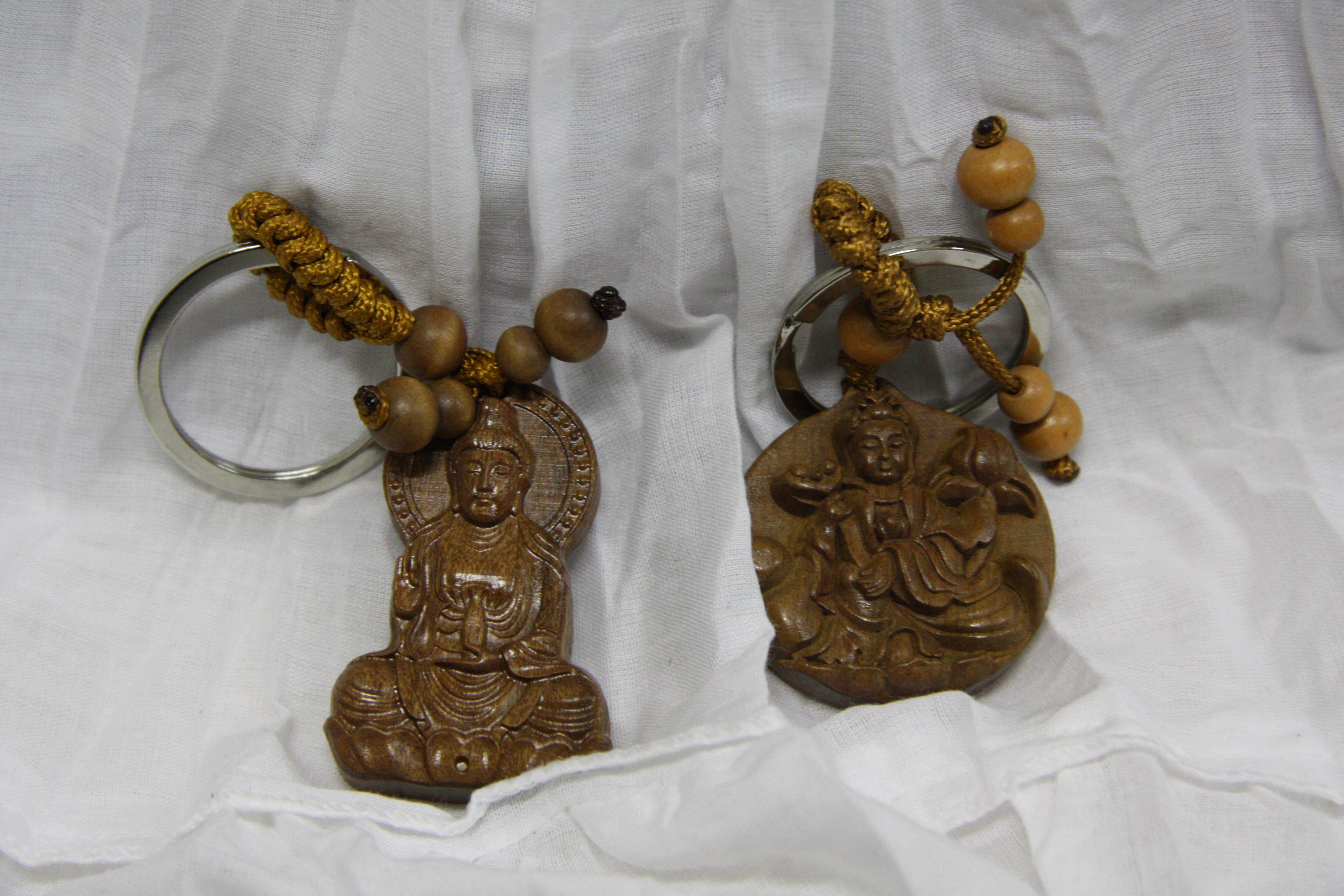 Брелок Будда/Сарасвати дерево ()