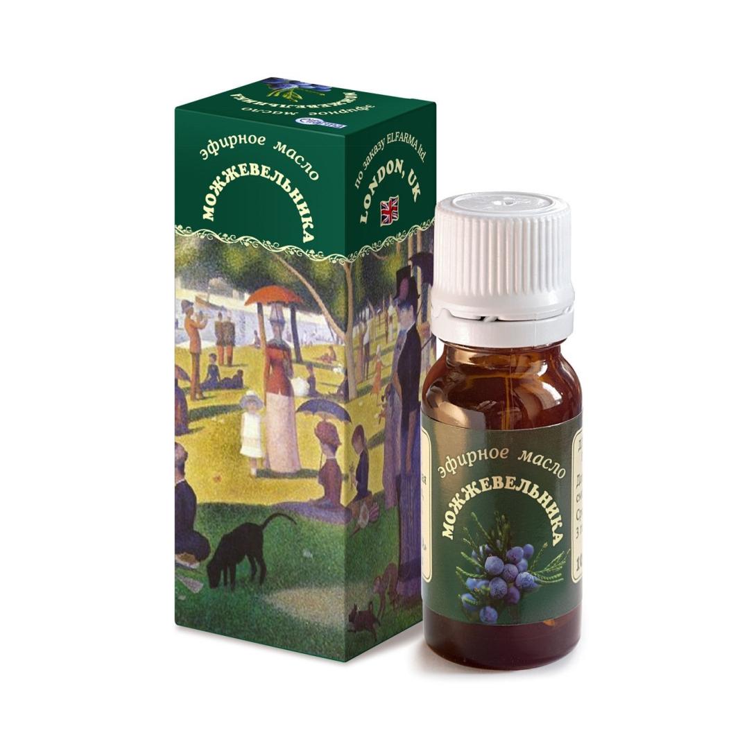 Можжевельника эфирное масло Elfarma (10 мл)