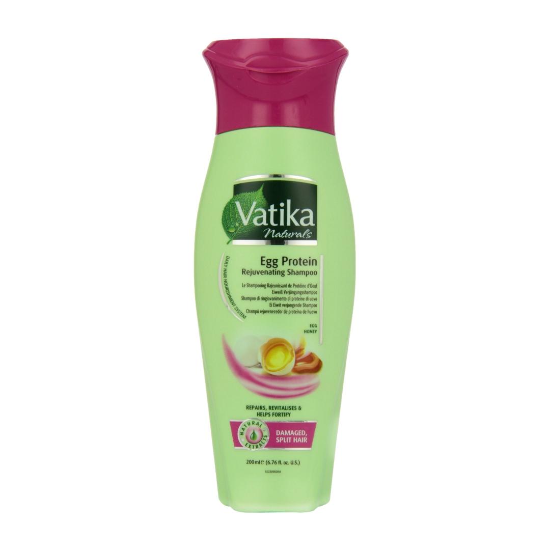 Шампунь для волос Исцеление и восстановление Dabur Vatika ( Dabur Vatika 200 мл ) масло золотое для волос dabur amla
