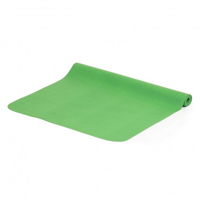 Коврик для йоги EcoPro Travel 1,3мм из каучука (0.9 кг, 185 см, 1.5 мм, зеленый, 60см)