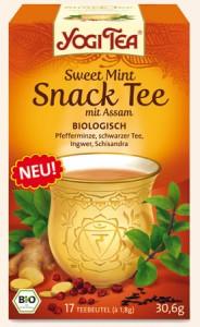 Йога чай черный с мятой\Yogi Tea Sweet Mint with Assam
