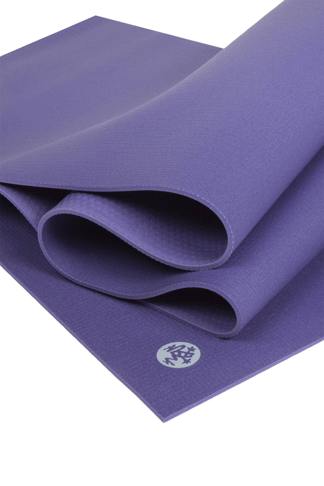 Коврик для йоги Manduka PROlite Mat 4,5мм (2.1 кг, 200 см, 4.5 мм, сиреневый, 60см (Purple))