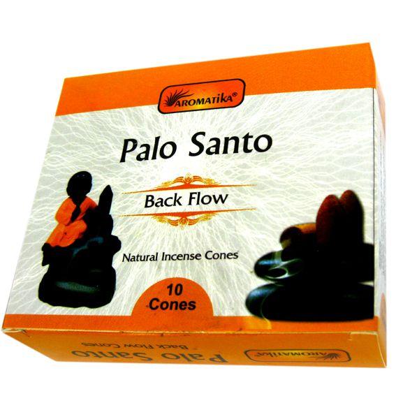 Благовония пуля стелющийся дым Пало Санто Aromatika (10 шт )