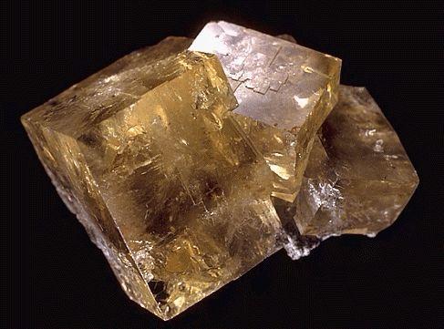 Флюорит желтый минерал/камень в коробочке Real Minerals Collection шпат атласный желтый минерал камень в коробочке real minerals collection