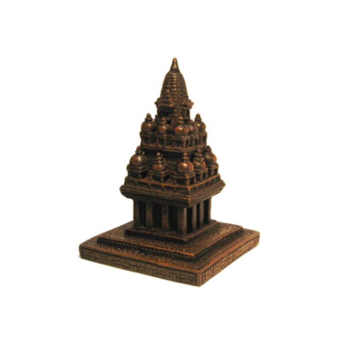 Статуя Храм Кришны 17 см. (Статуя Храм Кришны 17 см. 090172a)